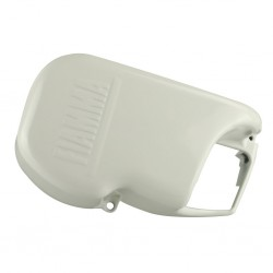 RH End Cap Polar White