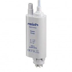 Submersible Pump Reich with Non-Return Valve 12 l / 0,6 bar