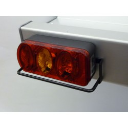 Rear Light Protection for Scooter Carrier FForto