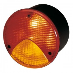 HELLA Tail Light - Stop Light - Flash Light