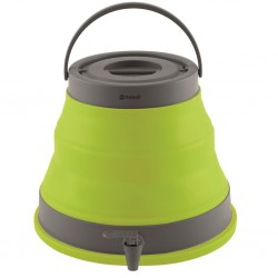 Collaps Water Container Green