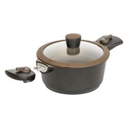 Aluminium Die Casting Pot 2.5 l