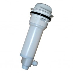 Piston Pump Grey White