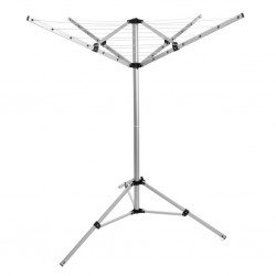 Rotary Clothes Airer with Tripod