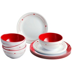 Tableware Set Cosmic, 12 Parts