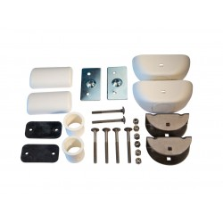 Lower Brackets Kit M6 x 65
