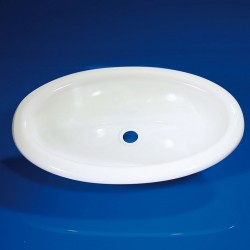 Oval Sink Trough