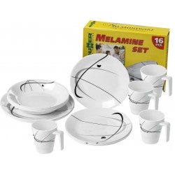 Tableware Set Serenade 16 Pieces