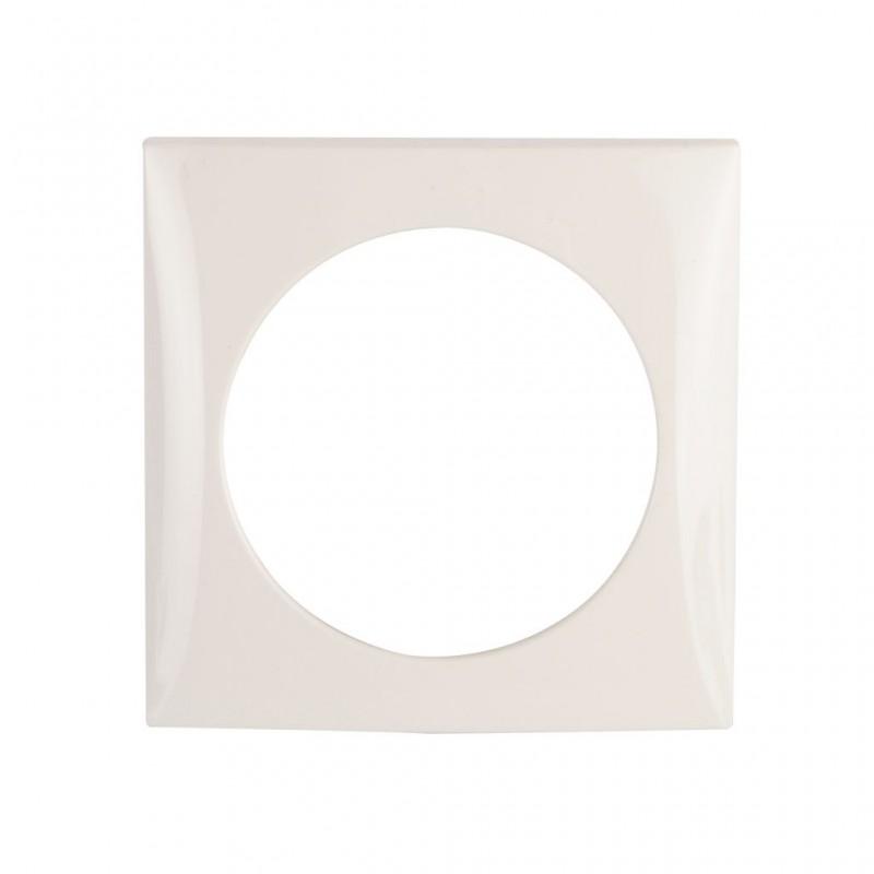 Integro Flow Frame Single Shiny White