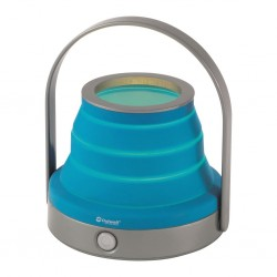 Tent Lamp Amber Light Blue