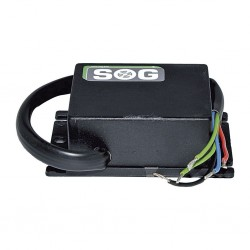 12 V Time Relay for Built-In Tank