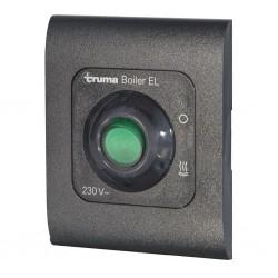 Control Panel Boiler 230 V (... – 05/2014) Black