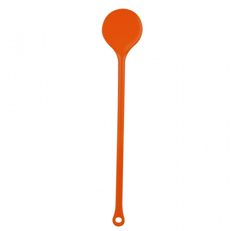 Round Spoon Orange