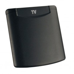 Universal-Awning Socket Black