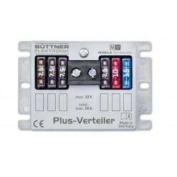 MT PV-6 Plus Distribution Board