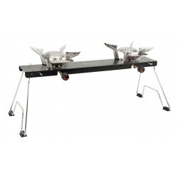Folding Stove Appetizer 2 Burners