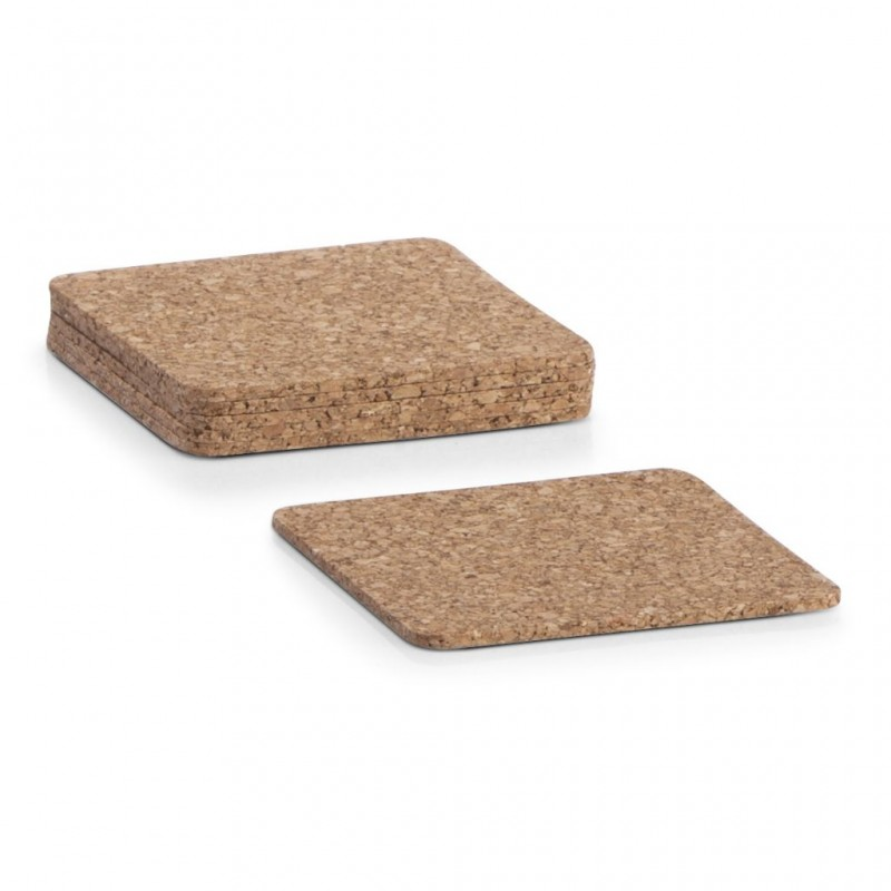 Coaster Set Cork