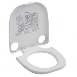 Toilet Cover with Seat