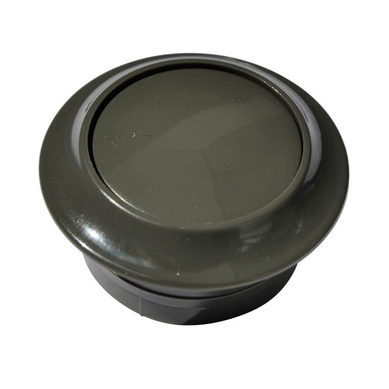 Push Button Dark Grey