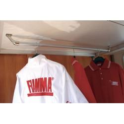 Clothes Rail Garage Carry Rail