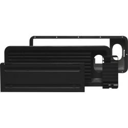 Dometic ventilation grille, set LS 100, black