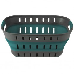 Folding Basket Petrol