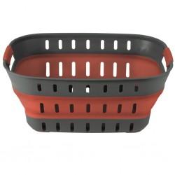Folding Basket Terracotta