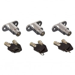 Spare Lock Set of 3