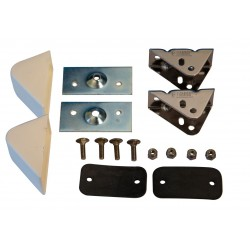 Lower Brackets Kit CB 200 D/DB