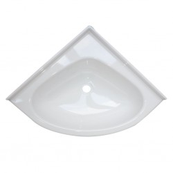 Corner Sink Mini 2  Depth: 120 mm