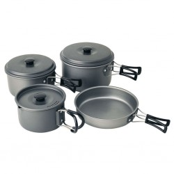 Trekking Cookware Set Anodised