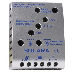 Single-Circuit Controller SR135TL