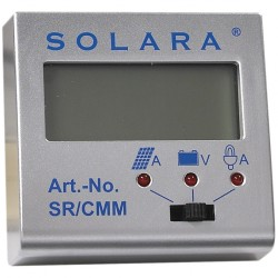 Solara Digital Display SR/CMM