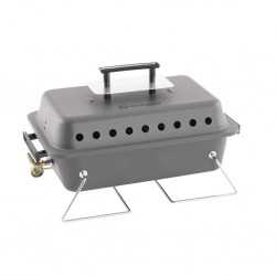 Lava Rock Gas Barbecue Asado
