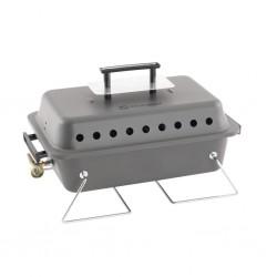 Lava Rock Gas Barbecue Asado