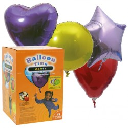 Helium Balloon Kit Balloon-Time party special edition