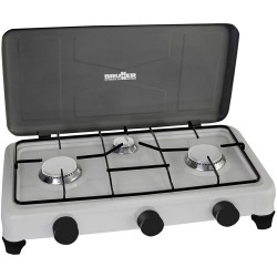 3-Burner Gas Stove Aristo 3, without Safety Pilot