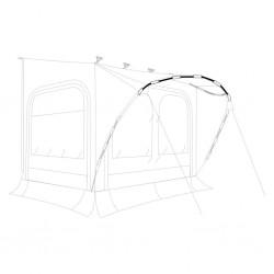 Tent Poles Upper Arch, ΓΈ...