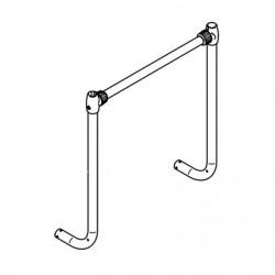 Crossbar + T-Pieces Thule Sport G2