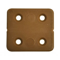 PVC Hinge Brown