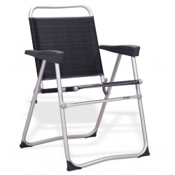 Camping Chair Salina Anthracite