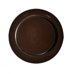 Push Button Brown