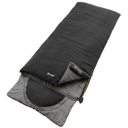 Rectangular Sleeping Bag Contour Black