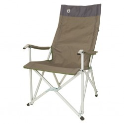 Camping Chair Sling Chair Green