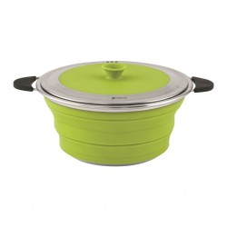 Collaps Pot 2.5 l Green