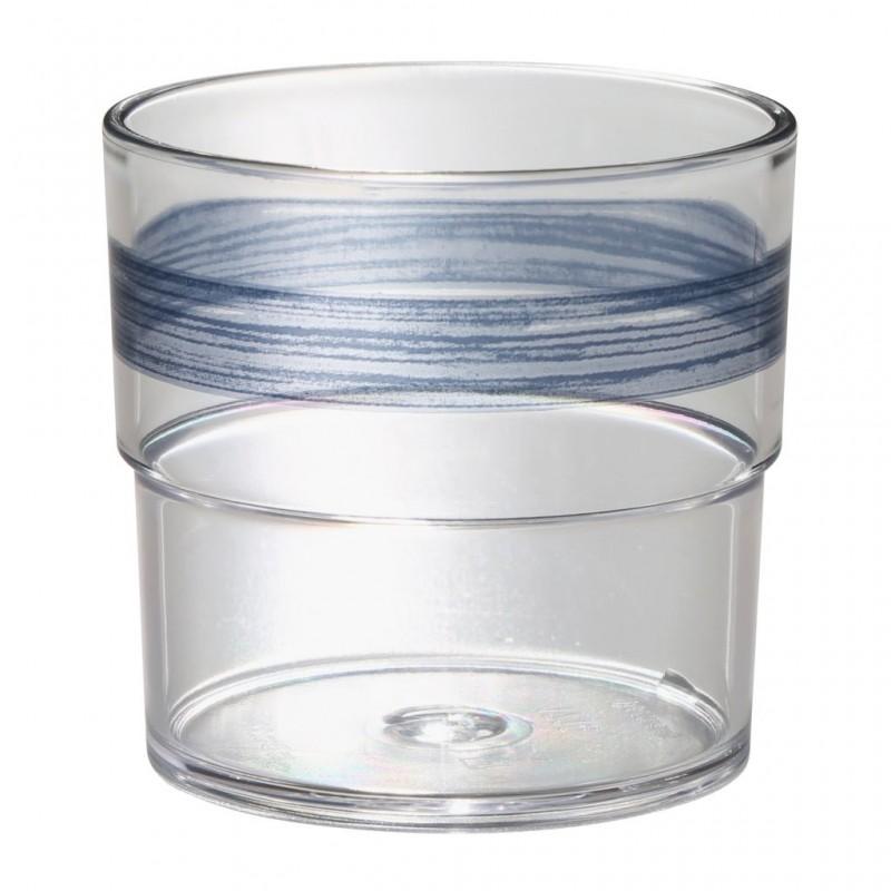 Tumbler SAN 230 ml, Blue