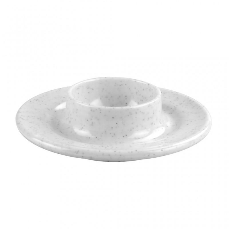 Eggcup Granit uni
