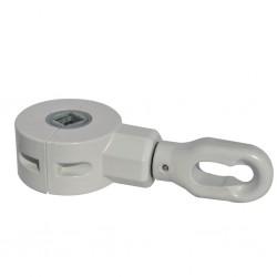 Kit Gearbox + Eyelet Polar White from 4.5 m on