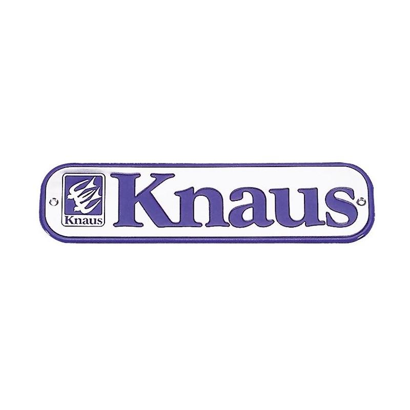 Aluminium Sign Knaus