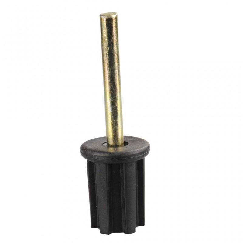Plug with Straight Pin